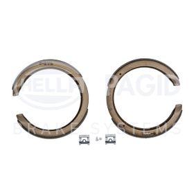 Lüfterrad, Motorkühlung HELLA 8MV 376 758-571 mit 18% Rabatt kaufen