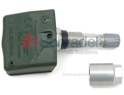 3058 SCHRADER mit Nut, mit Ventilen Radsensor, Reifendruck-Kontrollsystem 3058 günstig kaufen