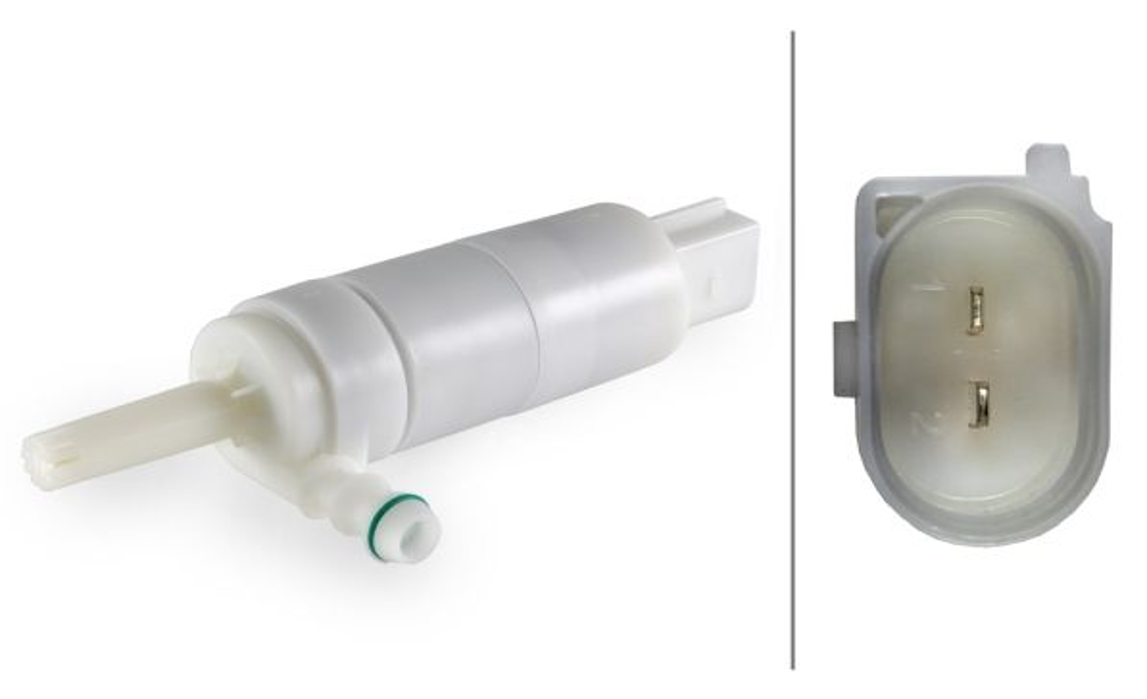 Waschwasserpumpe, Scheinwerferreinigung 8TW 007 540-141 rund um die Uhr online kaufen