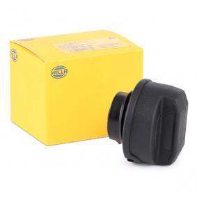 089775 HELLA ohne Schloss, mit Entlüfterventil, ohne Halteband Innendurchmesser: 44,5mm Verschluss, Kraftstoffbehälter 8XY 004 729-101 günstig kaufen