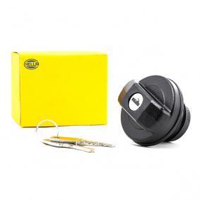 089740 HELLA mit Schloss, mit Schlüssel, mit Entlüfterventil, ohne Halteband Innendurchmesser: 44,5mm, Ø: 60,5mm Verschluss, Kraftstoffbehälter 8XY 006 481-001 günstig kaufen