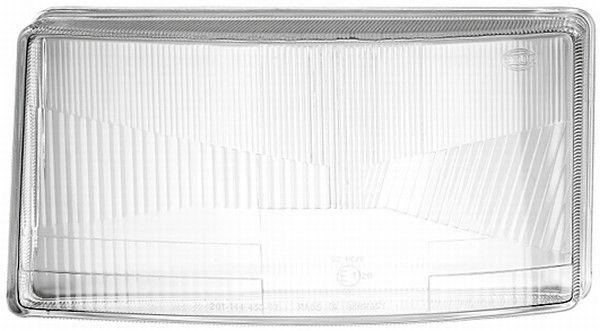 Kup HELLA Szyba rozpraszająca reflektora, reflektor 9ES 144 433-021 ciężarówki