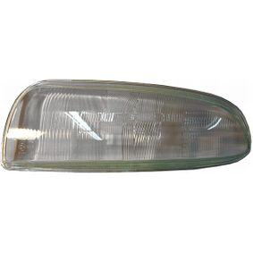 headlight Left HELLA 9ES 246 051-001 Diffusing Lens