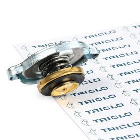 311332 TRICLO Verschlussdeckel, Kühler 311332 günstig kaufen