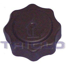 капачка, резервоар за охладителна течност TRICLO 313339 купете и заменете