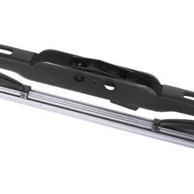 2 x Escobillas limpiaparabrisas flexibles para coche Audi 80