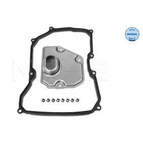 MEYLE Hydraulic Filter Set automatic transmission MEYLE-ORIGINAL Quality 300 24