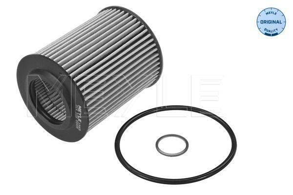 MOF0217 MEYLE mit Dichtung, Filtereinsatz Innendurchmesser: 31,5mm, Ø: 65mm, Höhe: 83mm Ölfilter 314 322 0005 günstig kaufen