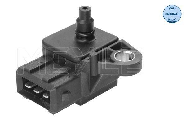 MEYLE: Original Sensor, Saugrohrdruck 314 800 0052 (Pol-Anzahl: 3-polig, bis: 3bar, von: 0,5bar)