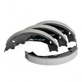650379 ATE Ancho: 20mm Juego de zapatas de frenos, freno de estacionamiento 03.0137-0379.2 a buen precio
