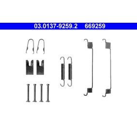 Zubehörsatz Bremsbacken ATE 03.0137-9259.2 NEU günstig kaufen