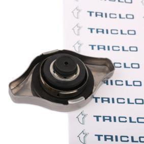 316425 TRICLO Verschlussdeckel, Kühler 316425 günstig kaufen