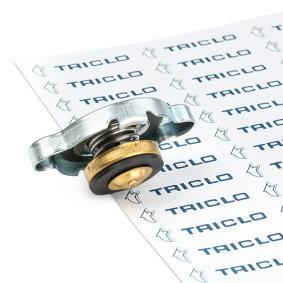 316427 TRICLO Verschlussdeckel, Kühler 316427 günstig kaufen