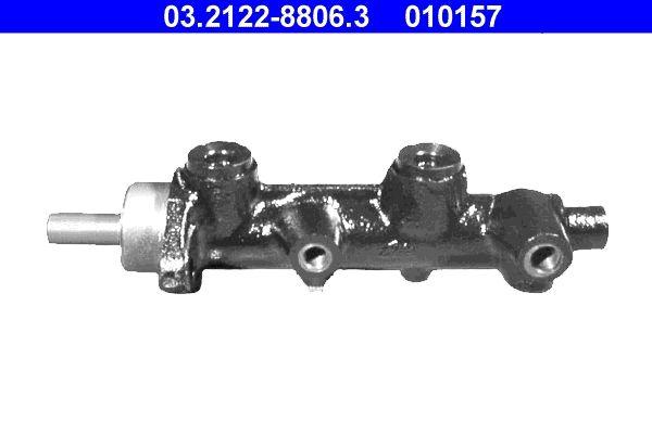 Original Remmen 03.2122-8806.3 Opel
