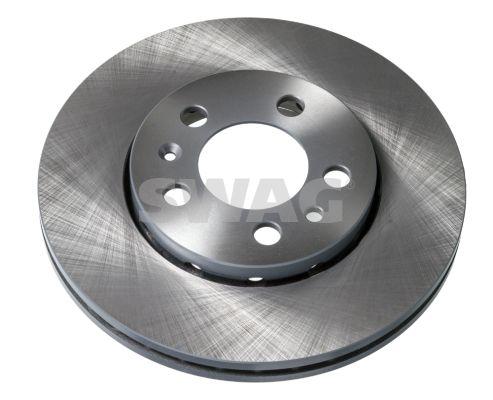 Achetez Disques de frein SWAG 32 91 4404 (Ø: 256,0mm, Épaisseur du disque de frein: 22mm) à un rapport qualité-prix exceptionnel