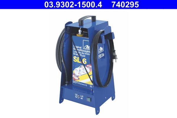 03.9302-1500.4 ATE Füll- / Entlüftungsgerät, Bremshydraulik - online einkaufen