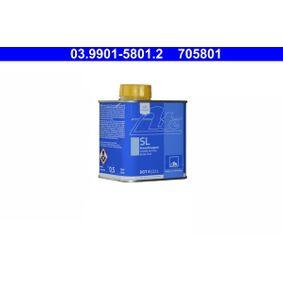 03.9901-5801.2 Stabdžių skystis ATE - Pigus kokybiški produktai