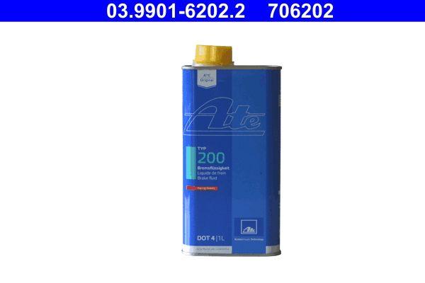 Bremsevæske ATE 03.9901-6202.2 Anmeldelser