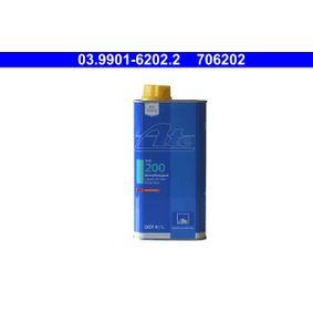 706202 ATE DOT 4 1l Brake Fluid 03.9901-6202.2 cheap