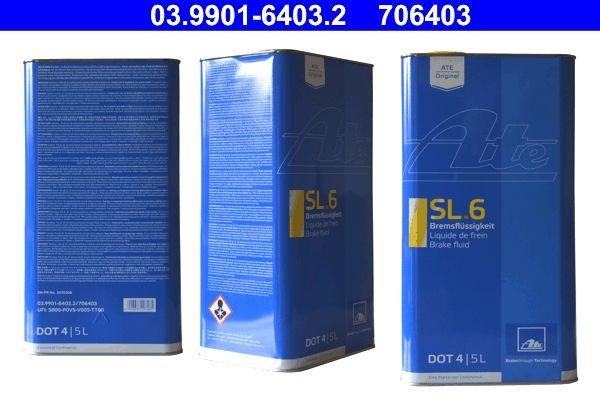 ATE: Original Öle & Flüssigkeiten 03.9901-6403.2 ()