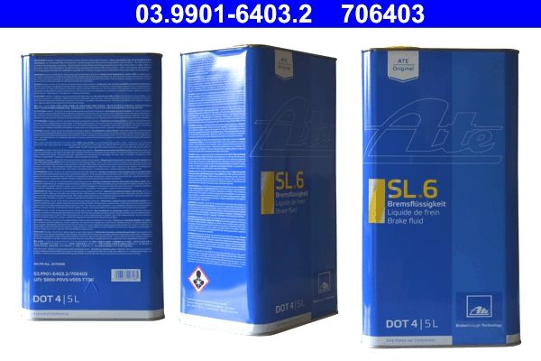 Kupplungsflüssigkeit 03.9901-6403.2 rund um die Uhr online kaufen