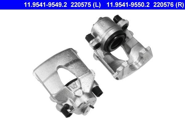 11.9541-9550.2 Etrier frein Bremszange Nouveau UAT