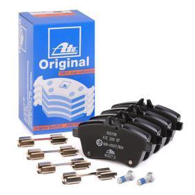 Jogo de pastilhas para travão de disco 13.0460-2708.2 MERCEDES-BENZ CLASSE A com um desconto - compre agora!