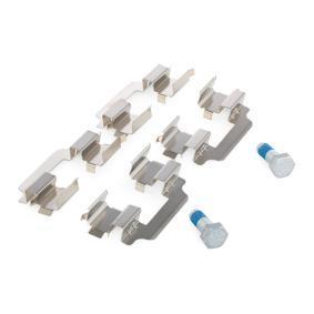 13.0460-2709.2 Bremsbelagsatz, Scheibenbremse ATE - Markenprodukte billig