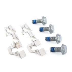 13.0460-2740.2 Bremsbelagsatz, Scheibenbremse ATE - Markenprodukte billig