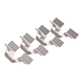 13.0460-2894.2 Bremsbelagsatz, Scheibenbremse ATE in Original Qualität