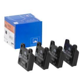 Günstige Bremsbelagsatz, Scheibenbremse mit Artikelnummer: 13.0460-4033.2 OPEL DIPLOMAT jetzt bestellen