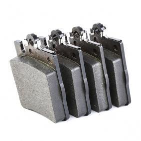 21899 ATE für Verschleißwarnanzeiger vorbereitet, exkl. Verschleißwarnkontakt, mit Zubehör Höhe: 78,0mm, Breite: 63,7mm, Dicke/Stärke: 15,3mm Bremsbelagsatz, Scheibenbremse 13.0460-4065.2 günstig kaufen