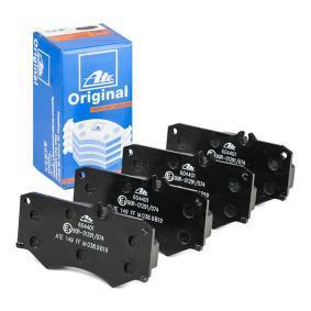 Jogo de pastilhas para travão de disco 13.0460-4401.2 MERCEDES-BENZ T2 com um desconto - compre agora!