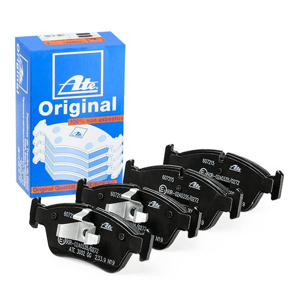 13046072152 Bremsbeläge ATE 23935 - Große Auswahl - stark reduziert