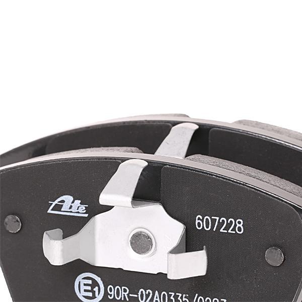13.0460-7228.2 Bremsbelagsatz ATE - Markenprodukte billig