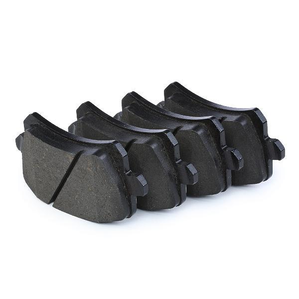 ATE | Brake Pad Set, disc brake 13.0470-2749.2