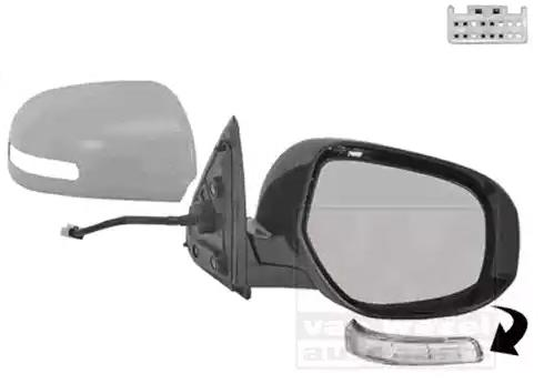 Original Backspeglar 3274808 Mitsubishi