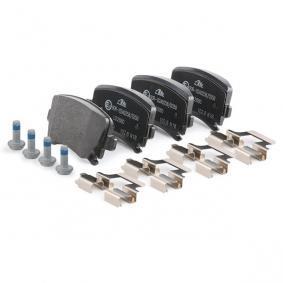 13047028802 Bremsbelagsatz, Scheibenbremse ATE 23914 - Große Auswahl - stark reduziert