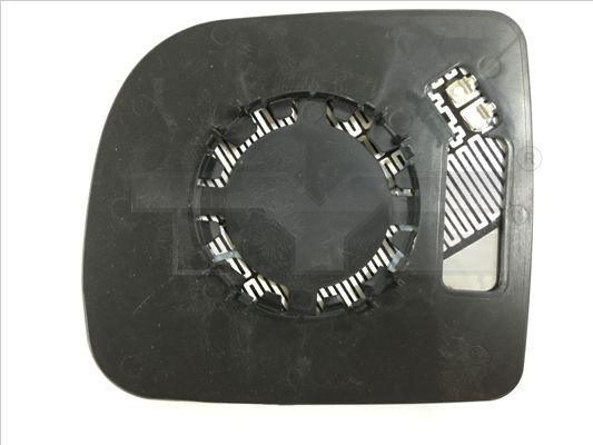 Rückspiegelglas TYC 328-0216-1