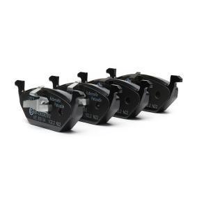 23131 ATE Ceramic no preparado para indicador de desgaste, excl. contacto de avisador de desgaste Altura: 54,7mm, Ancho: 146,0mm, Espesor: 19,6mm Juego de pastillas de freno 13.0470-7111.2 a buen precio