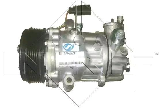 Original VW Klimakompressor 32870