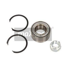 buy and replace Wheel Bearing Kit MAXGEAR 33-0772
