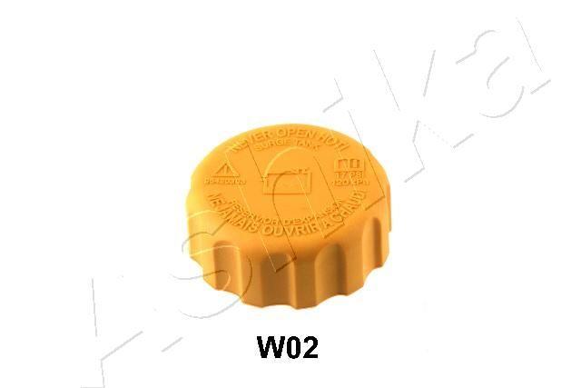 OPEL CORSA 2012 Kühlerverschluss - Original ASHIKA 33-0W-W02