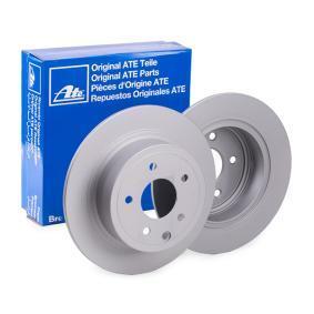 Brake Disc 24.0109-0157.1 for NISSAN QASHQAI (J11, J11_) — get your deal now!