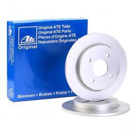 спирачен диск 24.0110-0115.1 за FORD SIERRA на ниска цена — купете сега!