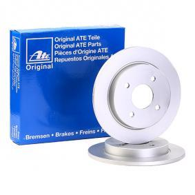 Brzdový kotouč 24.0110-0115.1 pro FORD FOCUS kombík (DNW) — využijte skvělou nabídku ihned!