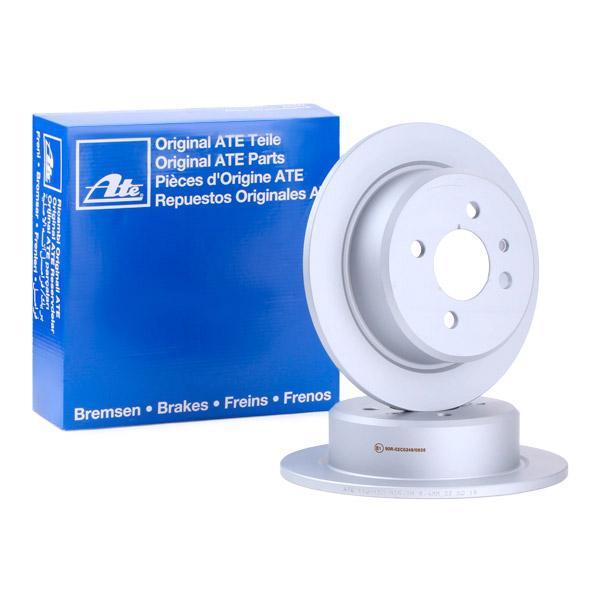 Disque de frein ATE 24.0110-0150.1 Avis