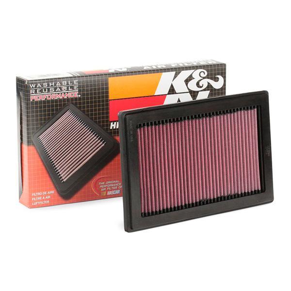 K&N Filters | Luftfilter 33-3034