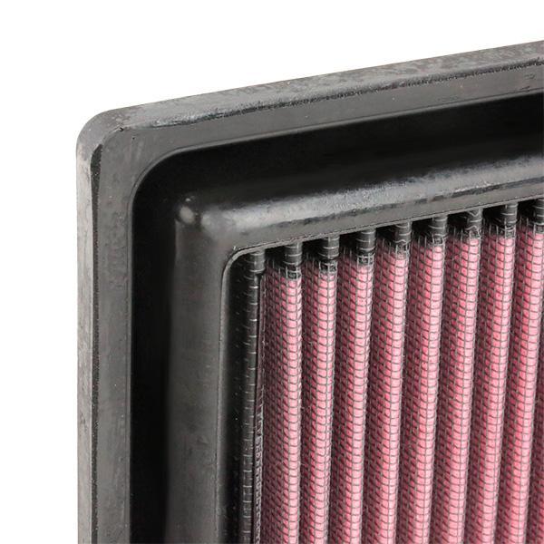 33-3034 Luftfilter K&N Filters Erfahrung