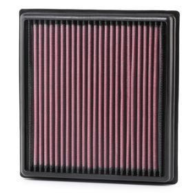 K/&N 33-3040 Filtre /à Air de Rechange